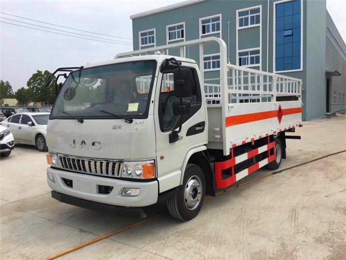 5吨江淮气瓶运输车
