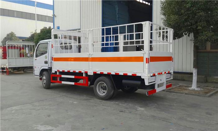 4米2东风气瓶运输车