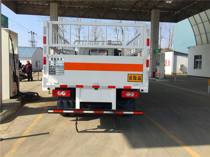5吨福田气瓶运输车