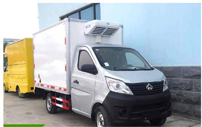 长安2.7米冷藏车