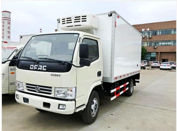 东风多利卡4.1米冷藏车1