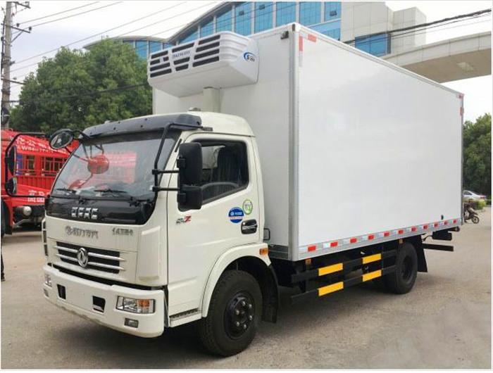 东风多利卡4.2米冷藏车1