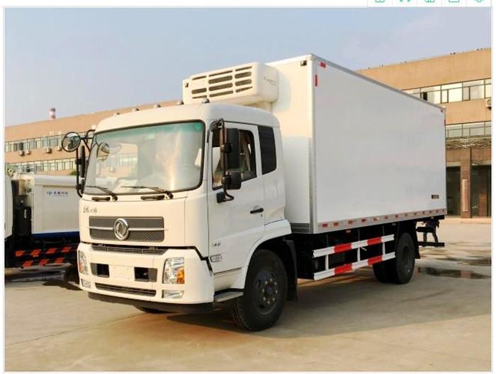 东风天锦6.1米冷藏车1