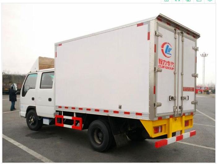 五十铃5.1米冷藏车3