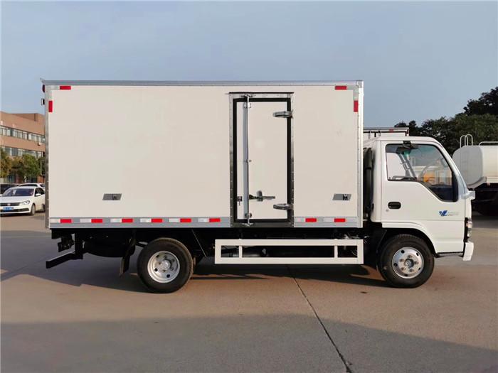 庆铃五十铃4.1米冷藏车