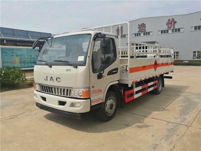 国六5米江淮气瓶运输车价格