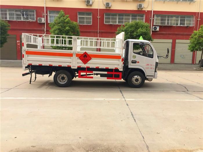 氧气瓶运输车