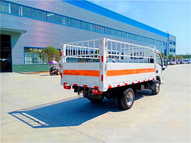 国六跃进小福星气瓶运输车