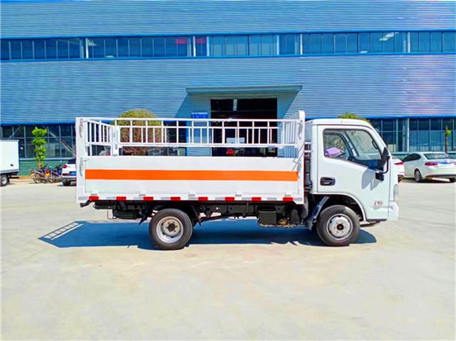国六小型跃进气瓶运输车