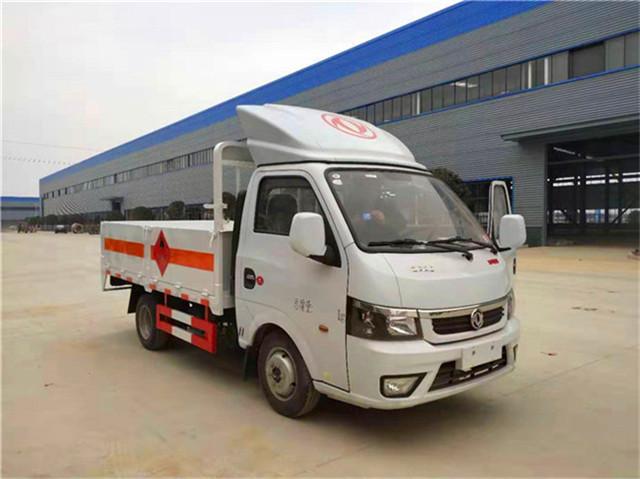 国六微型东风气瓶运输车