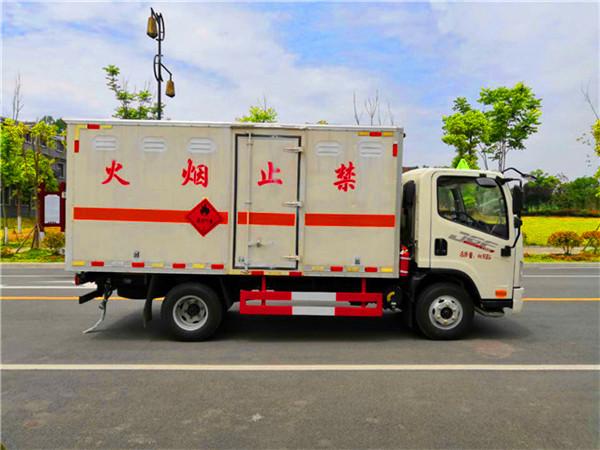 民爆物品运输车