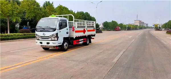 国六东风多利卡气瓶运输车