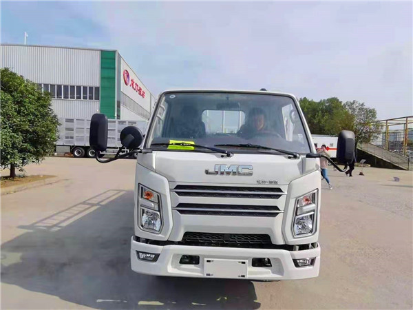 国六江铃气瓶运输车