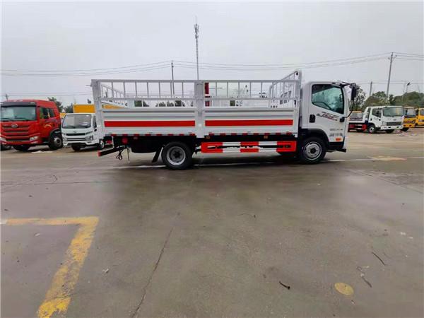 大吨位解放液化气瓶运输车